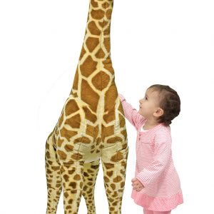 Gentle Giants - Giraffe-0