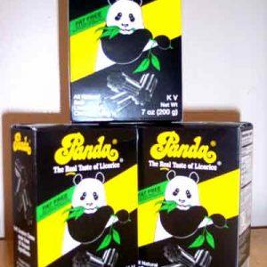 Panda Licorice-0