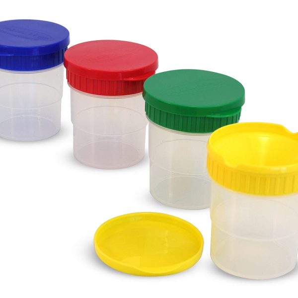 Spill-Proof Paint Cups By Melissa & Doug-95