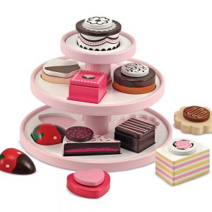 Tiered Special Occasion Cake by Melissa & Doug-0