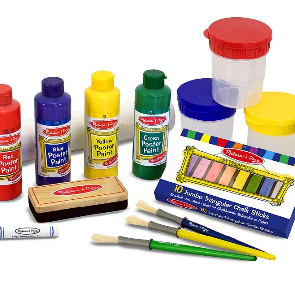 Easel Companion Set by Melissa &Doug-0