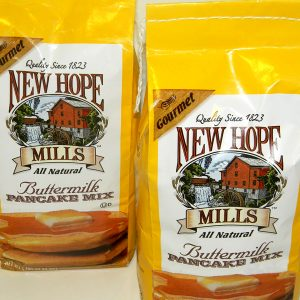 New Hope Mills Buttermilk Pancake Mix - 5 lb. Bag-0