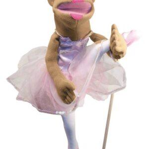 Ballerina Puppet-0