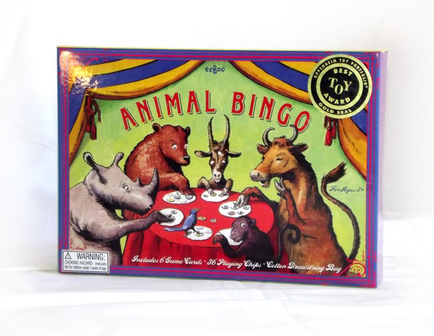 Animal Bingo-0
