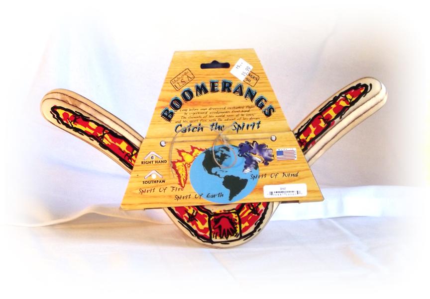 Boomerangs - Red-0
