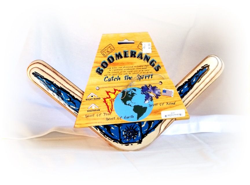Boomerangs - Small Blue-0