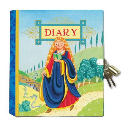 Diary - Princess-0