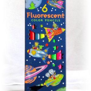 Fluorescent Color Pencils-0