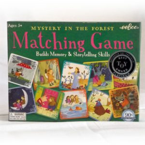 Matching Game - Mystery in the Forest-0