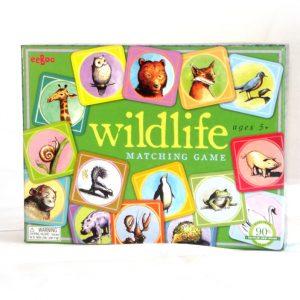 Matching Game - Wildlife-0