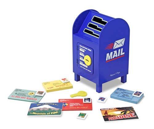 Stamp and Sort Mailbox-0