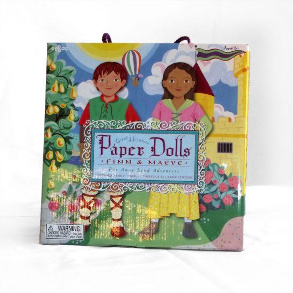 Paper Dolls - Finn and Maeve-0