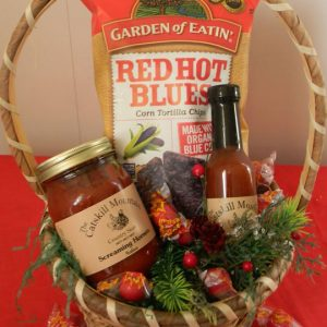 Hot! Hot! Hot! Gift Basket