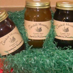 3 Assorted Preserves Gift Set-0