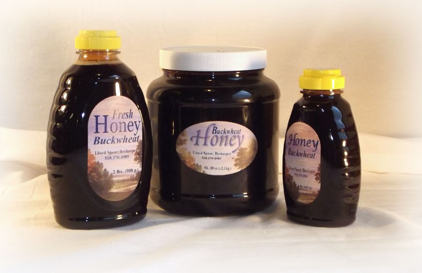 Upstate New York Buckwheat Honey-0
