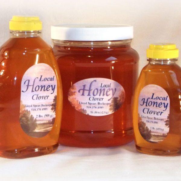 Upstate New York Clover Honey-0