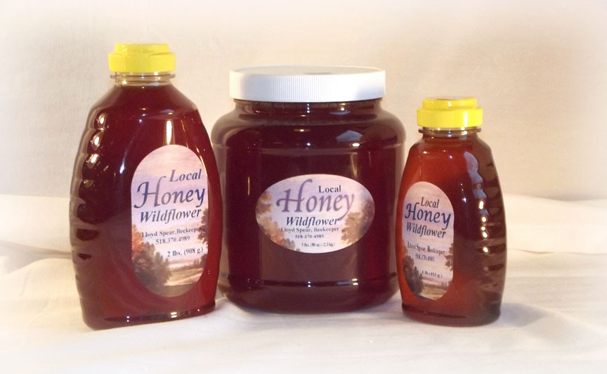Upstate New York Wildflower Honey-0