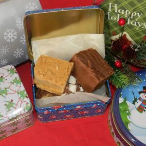 Sydney's Homemade Fudge Holiday Gift Tin-0