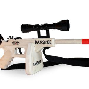 Magnum Rubber Band Gun - Banshee-0