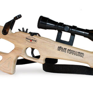 Magnum Rubber Band Gun - Space Commander-0