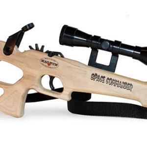 Magnum Rubber Band Gun - Space Commander-0