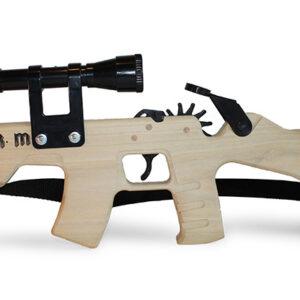 Magnum Rubber Band Gun - JR. M-60-0