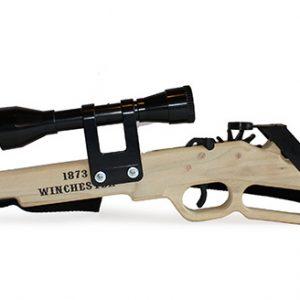 Magnum Rubber Band Gun - Winchester-0