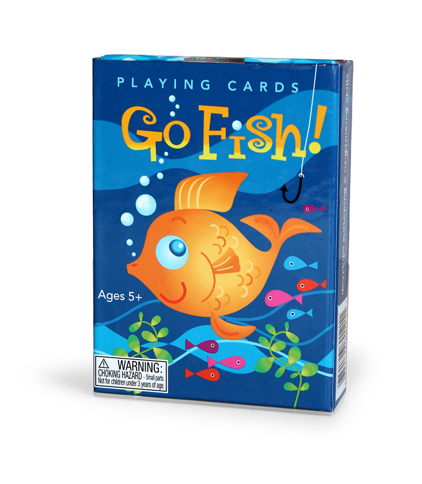 Go Fish Playing Cards-0