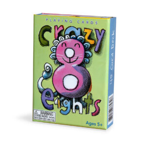 Crazy Eights Playing Cards-0