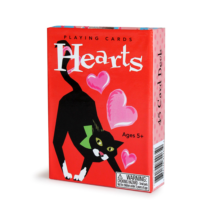 Hearts Playing Cards-0