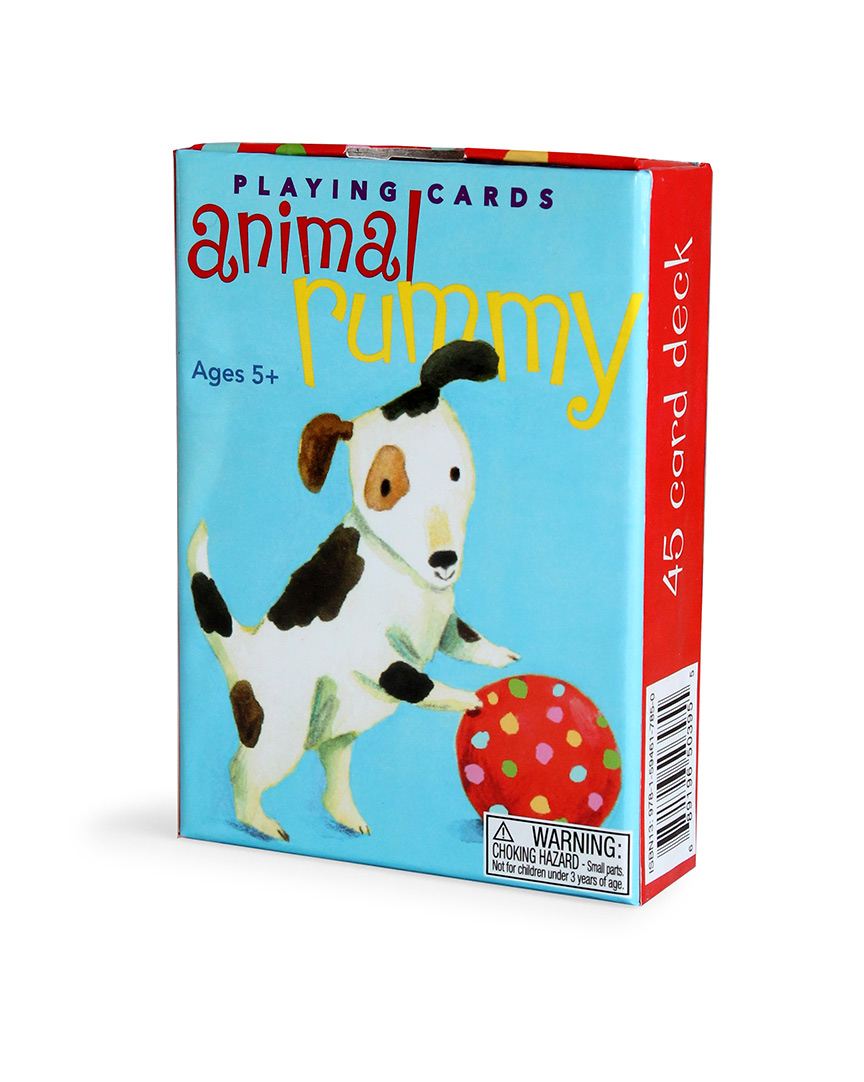 Animal Rummy Playing Cards-0