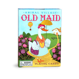Old Maid Playing Cards-0