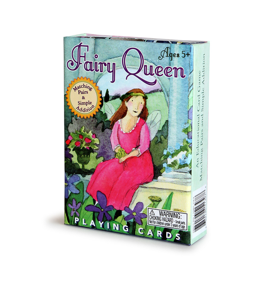 Fairy Queen Playing Cards-0