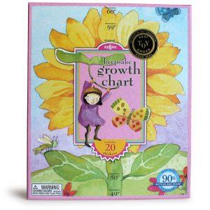 Growing Like a Sunflower Keepsake Growth Chart-0