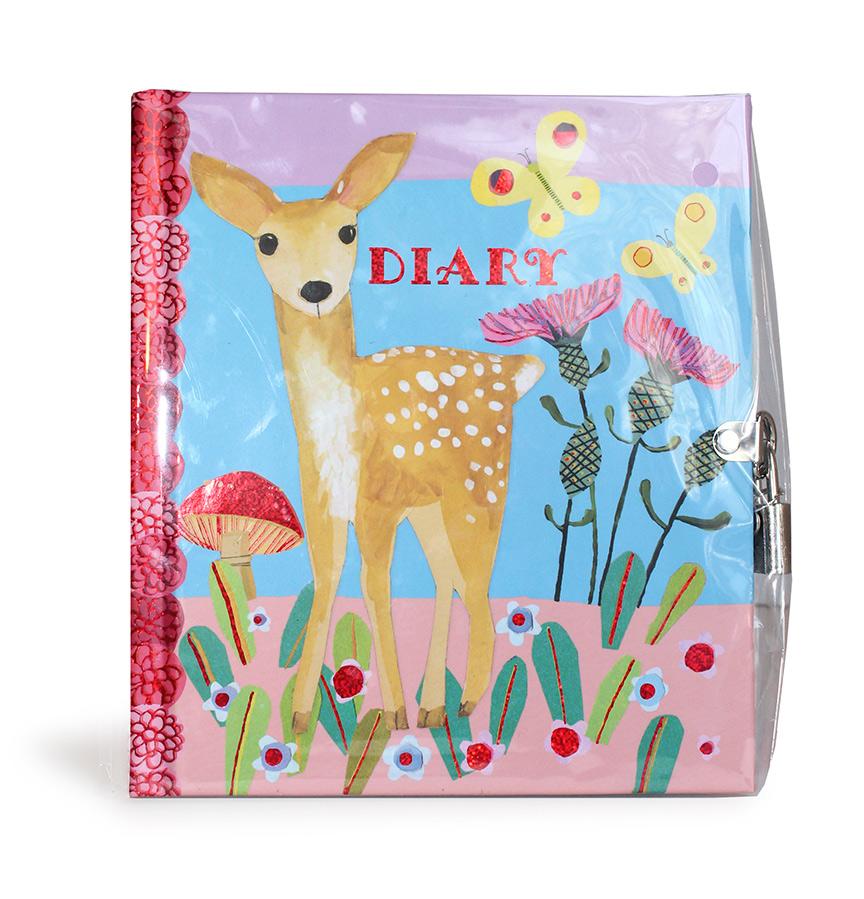 Diary - Deer Design-0