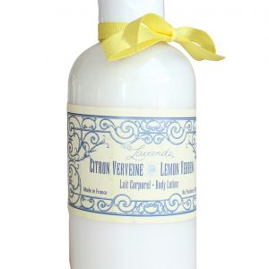 Lemon Verbana Body Lotion La Lavande-0