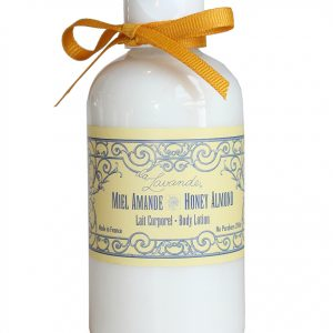 Honey Almond Body Lotion La Lavande-0