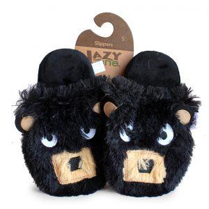Critter Slippers - Bear-0