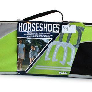 Classic Horseshoe Game Set-0