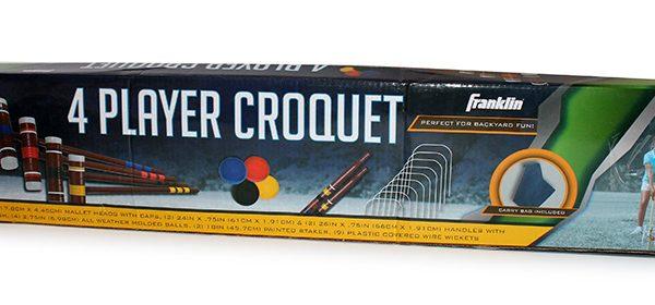 4 Player Croquet Set-0