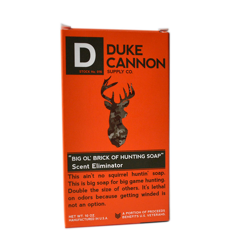 Duke Cannon Hunting Soap - Large