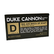 Duke Cannon - Big Ass Brick of Soap-578