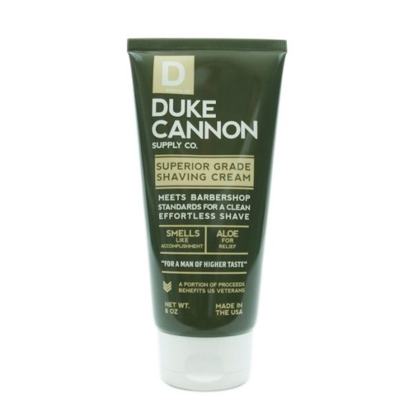 Duke Cannon Shaving Cream - Large