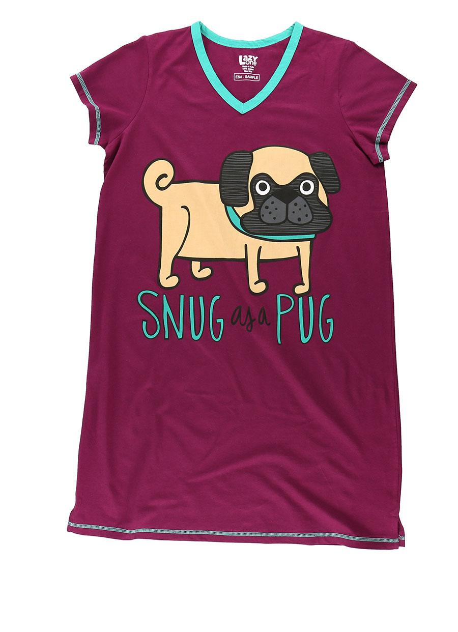 2551c28bc0 Snug Pug Nightshirt