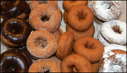 Donuts, Donuts, Donuts