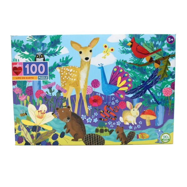Life on Earth Puzzle