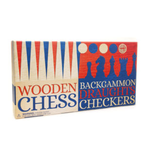 3 in 1 Chess Set