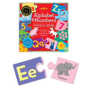 Alphabet Numbers Puzzle