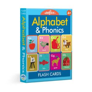 Alphabet Phonics Flash Cards