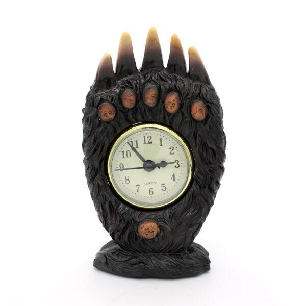 Bear Paw Clock